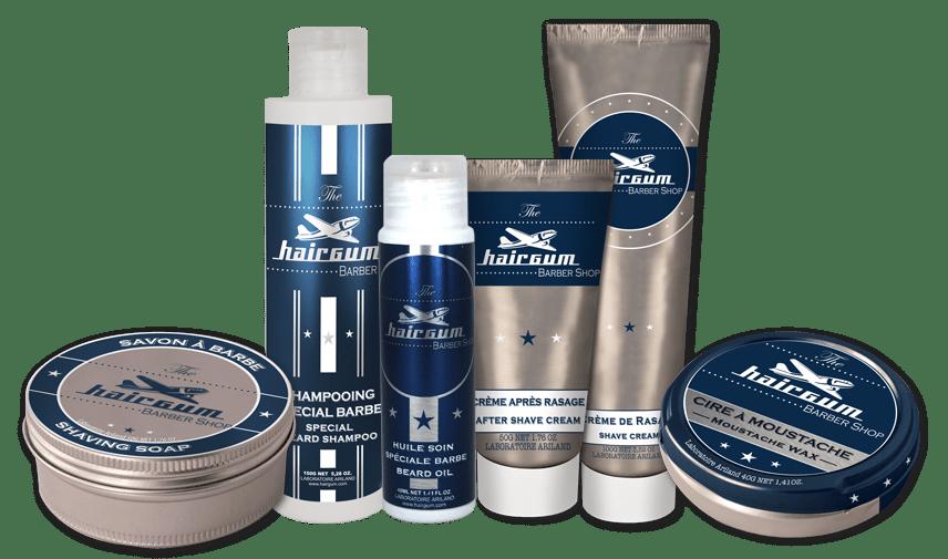 Hairgum produits